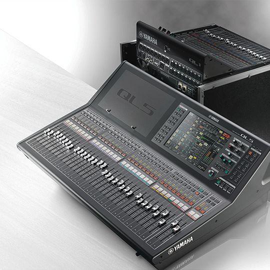 QL Series - FAQ - Mixers - Professional Audio - Products - Yamaha