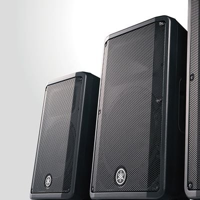 Musician PA System and Portable PA System | Yamaha Pro Audio