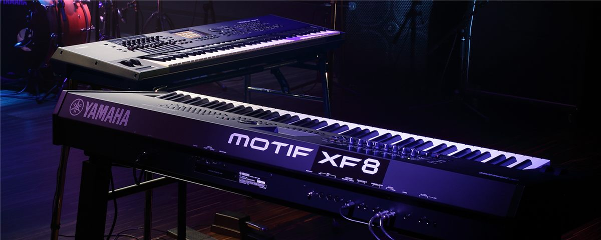 MOTIF XF - Overview - Synthesizers - Synthesizers & Music