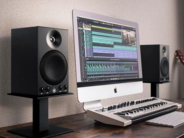 Main usage of the Yamaha Powered Monitor Speaker MSP3A