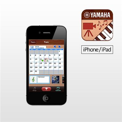 Apps for iOS and Android™ - Products - Yamaha - United States