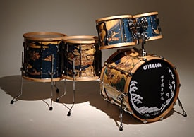 Washi Drum Set