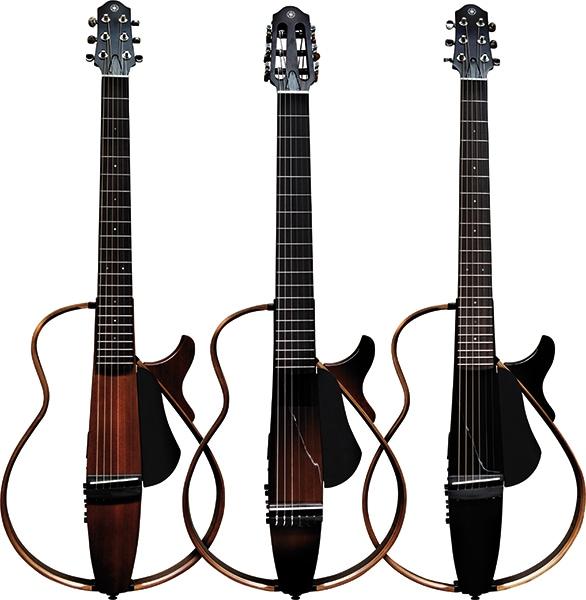 yamaha silent guitar. sounds of silence: yamaha silent guitars look stunning and sound amazing guitar