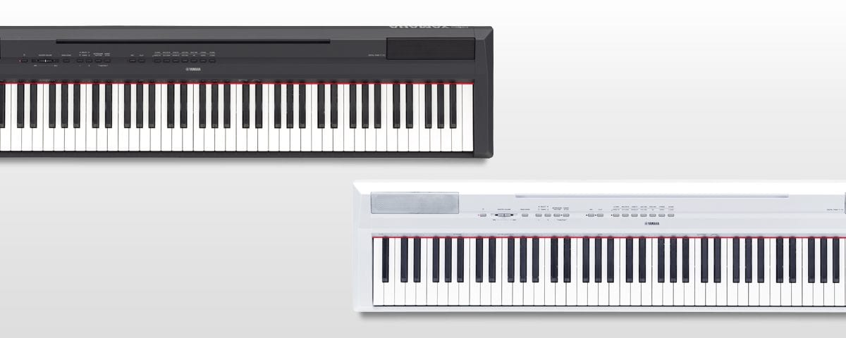 P 115 overview p series pianos musical instruments for Yamaha digital piano dealers