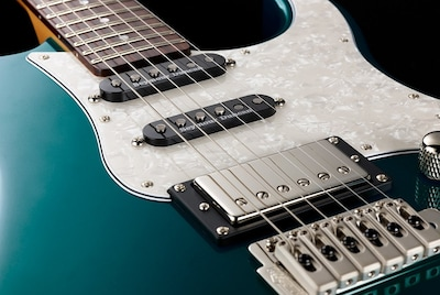 Seymour Duncan Pickups in Two Configurations