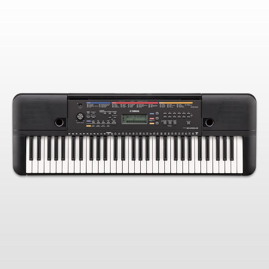Yamaha  Digital Piano Keyboard Dust Cover  PSR E263 363 353
