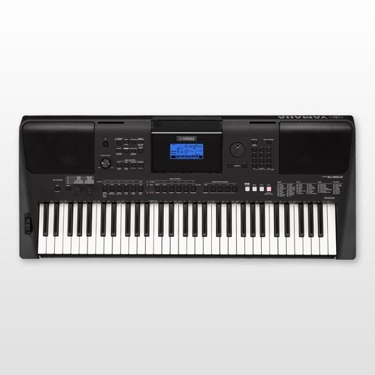 PSR-E453 - Downloads - Portable Keyboards - Keyboard Instruments