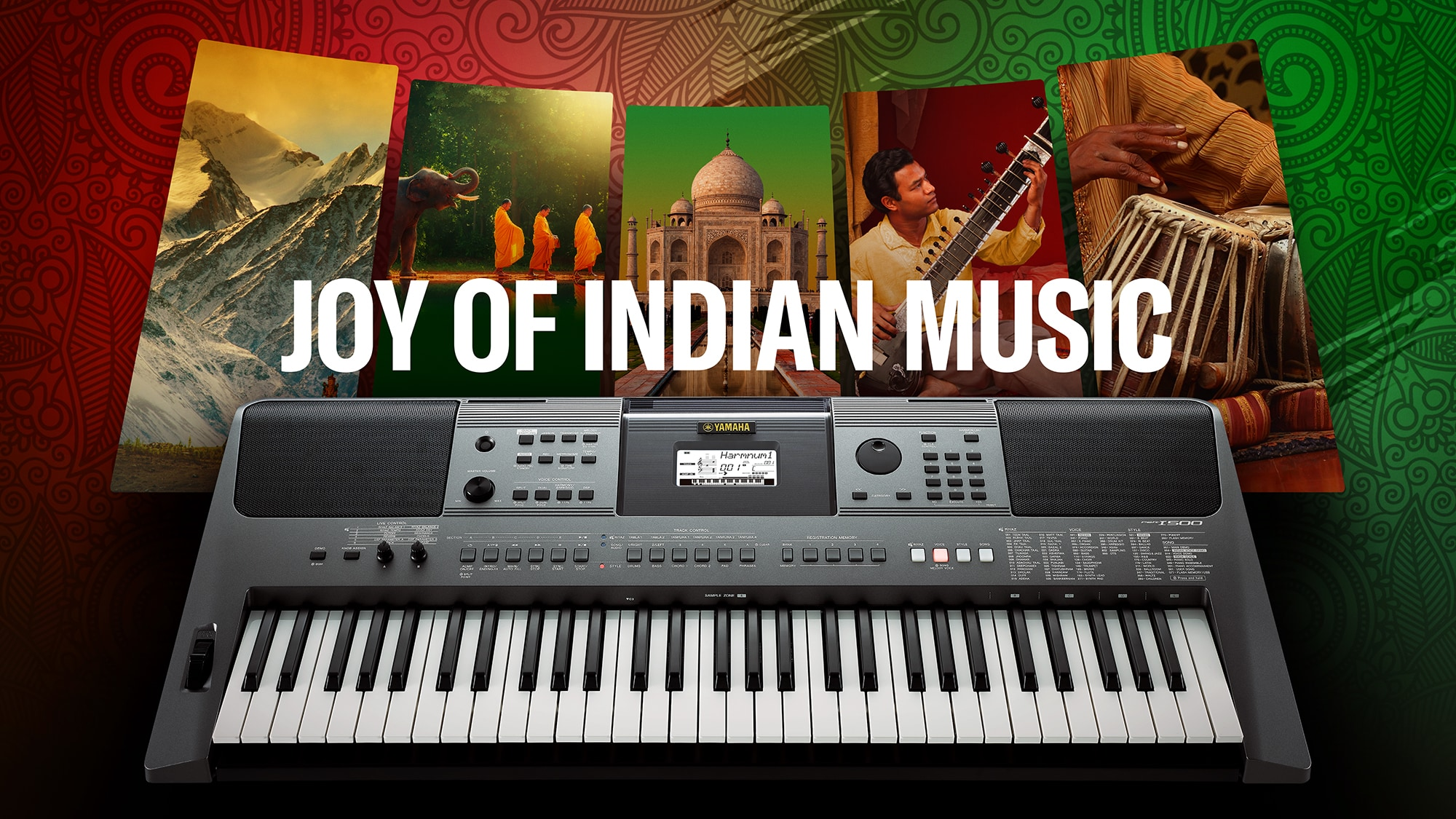 Joy of Indian Music