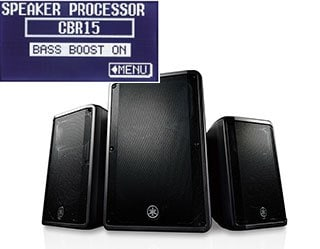 Speaker Processor and Preset
