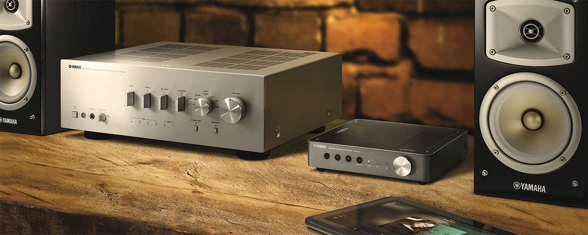 WXC-50 - Features - Wireless Streaming Amplifiers - Audio & Visual ...