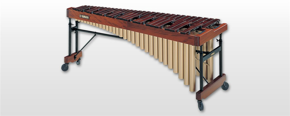 YM-4600A - Overview - Marimbas - Percussion - Musical ...