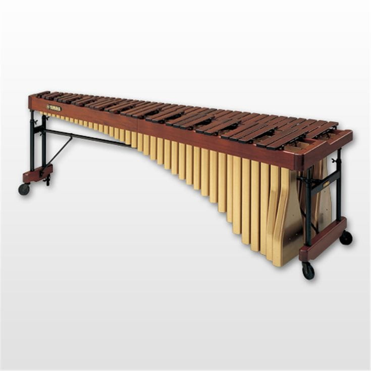 YM-5104A - Overview - Marimbas - Percussion - Musical ...